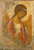 Rublyov Andrey. Archangel Michael. Art print on canvas