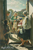 The Tretyakov Gallery. Laktionov A. Letter from the Front. Art print on canvas