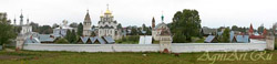 Suzdal. The Convent of the Intercession