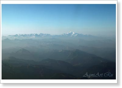 Mountain landscapes. The Alps. 4261