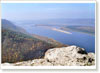 The Volga landscapes. The Samara Bend. View from Mount Strelnaya. 669