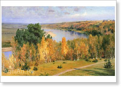 Поленов Василий. Золотая осень ...: https://agniart.ru/rus/item-12664~Fine-art-prints~Polenov-Vasily...