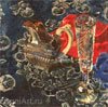 Demidov  Mikhail. Crystal and Silver. Art print on canvas