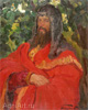 Goriushkin-Sorokopudov Ivan. Prince Igor. Art print on canvas