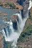 Photo-landscapes: Nature. Victoria Falls. Zimbabwe. Postcards A6