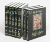 The Akbarnama of Abu-l-Fazl. Set of books. Vol. 1-7