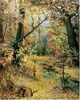 Miasoyedov Grigory. Autumn Morning. Art print on canvas