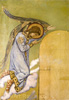 Vasnetsov Victor. Angel. Art print on canvas