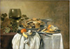 Still Life with Pie and Roemer