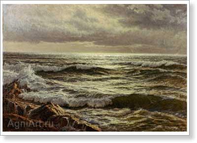 Махохян вартан перед океаном печать