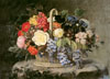 Khrutsky Ivan. Still life - Flowers. Art print on canvas