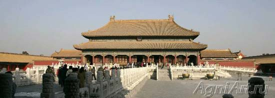 China. The Imperial Palace Museum (Gugong Bowuyuan). 17281