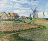 Bogdanov-Belsky Nikolay. Balinovo - Latgalian Landscape. Art print on canvas