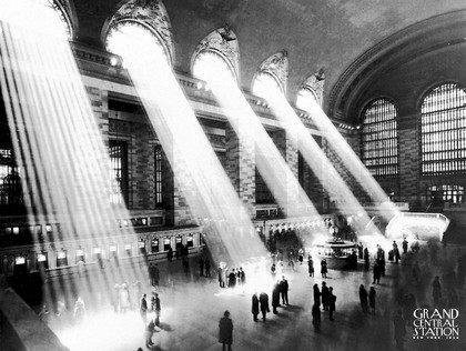 Photography Collection. Grand Central Station, 1934 [04056]