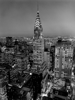 Henri Silberman. Chrysler Building [04193]