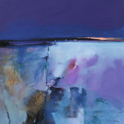 Peter Wileman. Blue Horizon [05643]
