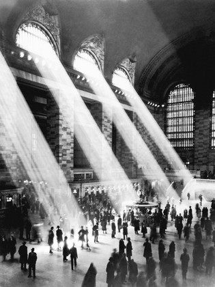 Photography Collection. Grand Central Station [08980]